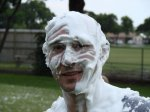 George shaving cream