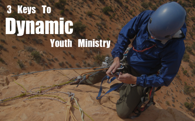 dynamic youth ministry