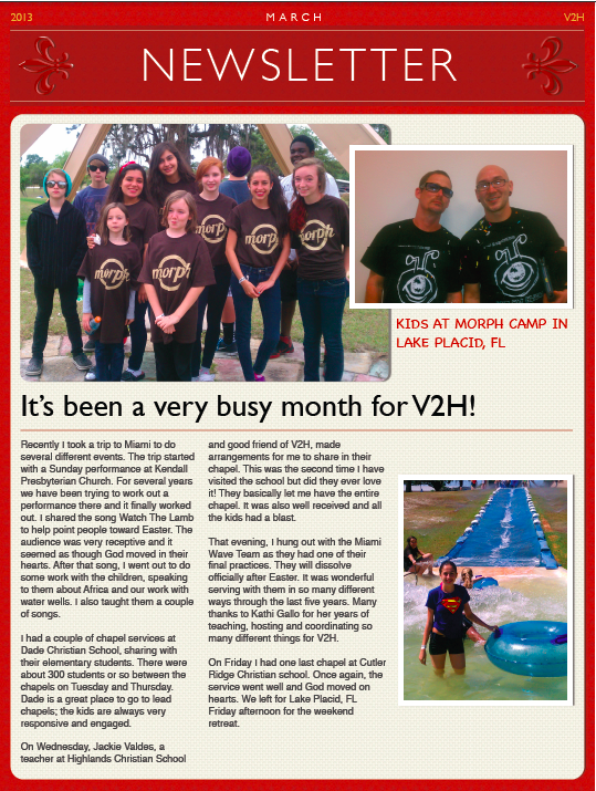 march news 1