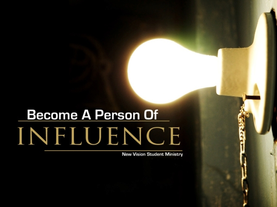 Person of influence pt 1.001