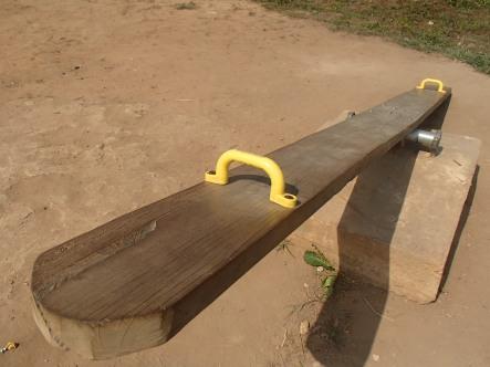 playground for te kids