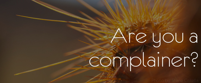 complainer