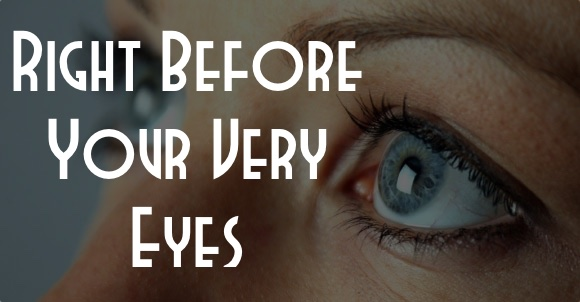 fix your eyesright before your very eyes
