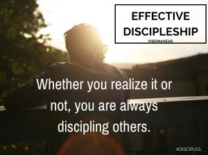 Effective discipleship (1)