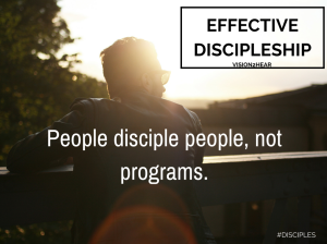Effective discipleship (4)