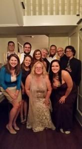 henry wedding group shot