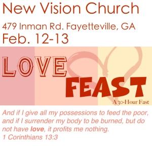 love feast instagram