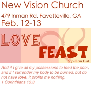 love feast instagram
