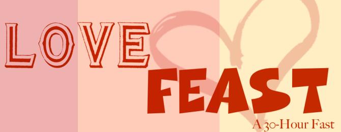 love feast promo